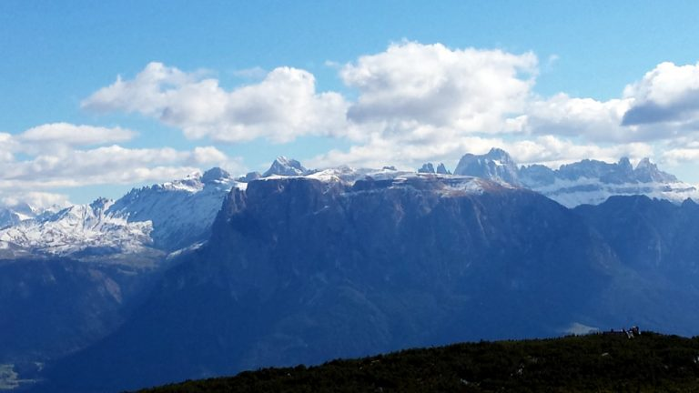 Eine Woche Südtirol im Herbst