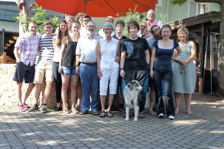 70. Geburtstag – Feier in Heitersheim